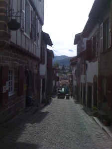 The Narrow Streets in SJPdP