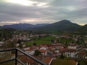 Views Over Saint Jean Pied de Port