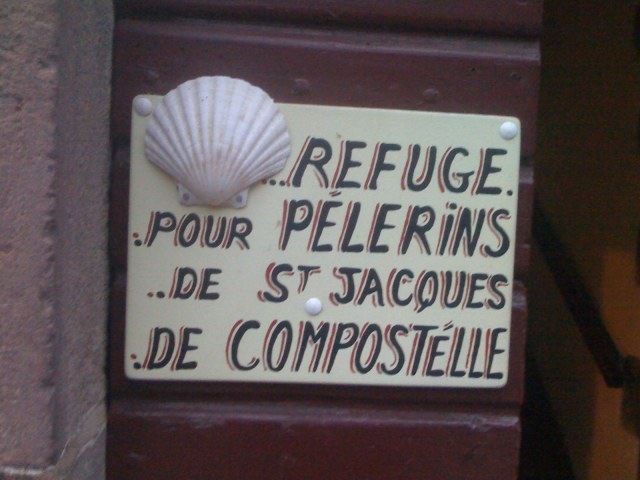 Albergue ONLY for Pilgrims!