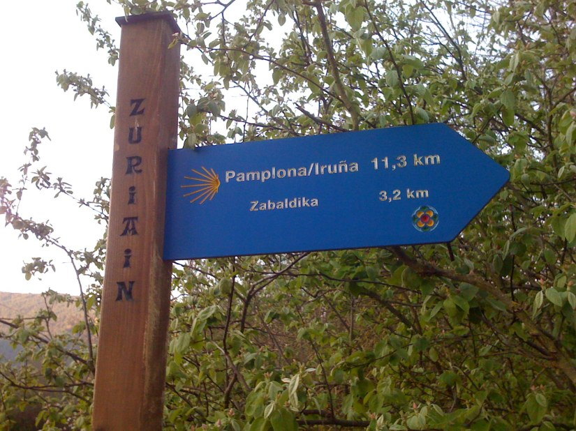 Iruna is Basque for Pamplona