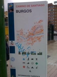 In Burgos