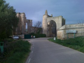 San Antón - one of the Oldest Ruins on The Camino (12th Century)
