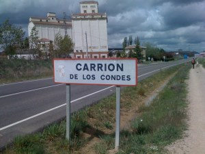 Entering Correón
