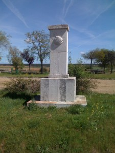 One of the Hundred Pilgrim Monuments