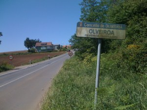 Entering Olveiroa