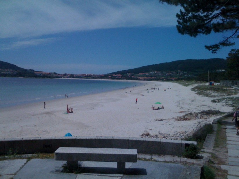 Playa de Langosteira - Just Before Finisterre