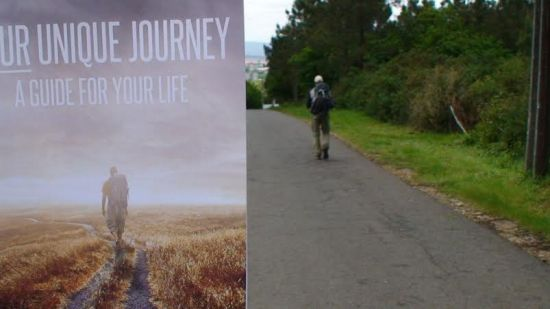 Front Cover of Your Unique Journey